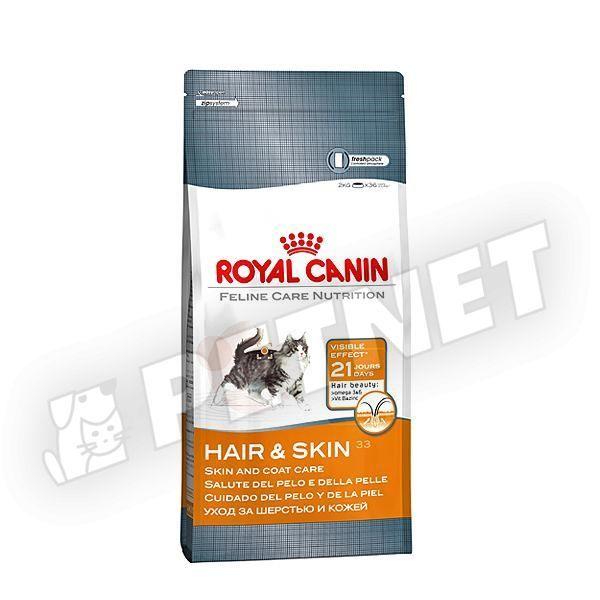 royal canin hair skin care 2kg t p b r sz rprobl m s macsk knak 30 kedvezm ny. Black Bedroom Furniture Sets. Home Design Ideas