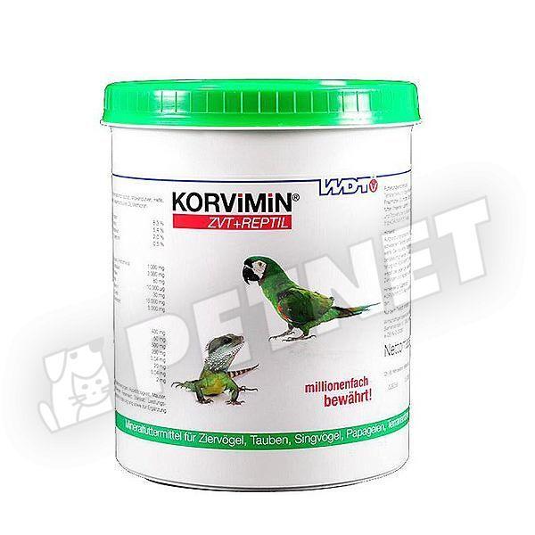 WDT Korvimin ZVT + Reptile 200g