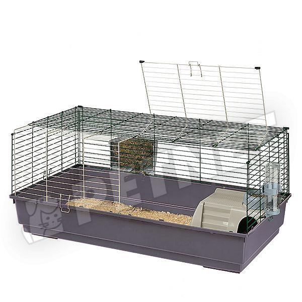 Ferplast Rabbit 120 felszerelt nyúlketrec 118x58,5x51,5cm
