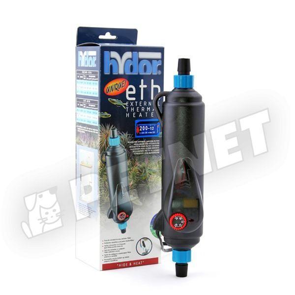 Hydor ETH külső akváriumfűtő 12mm/200W
