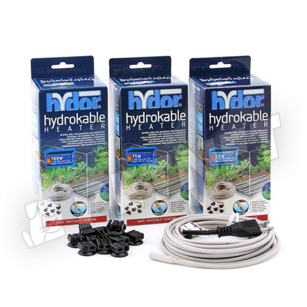 Hydor HydroCable talaj fűtőkábel 50W