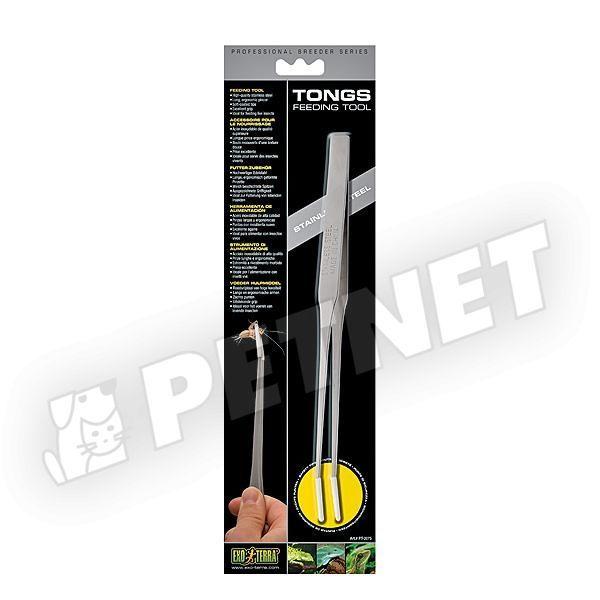 ExoTerra Tongs Feeding Tool etetőcsipesz 30cm