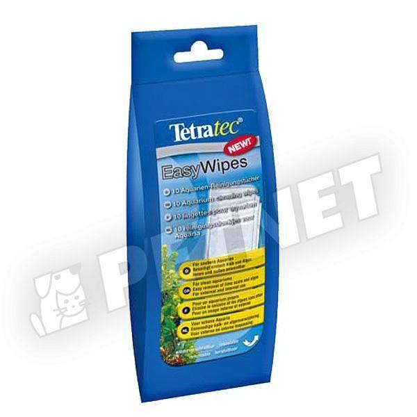 Tetra Easy Wipes Tisztítókendő 10db