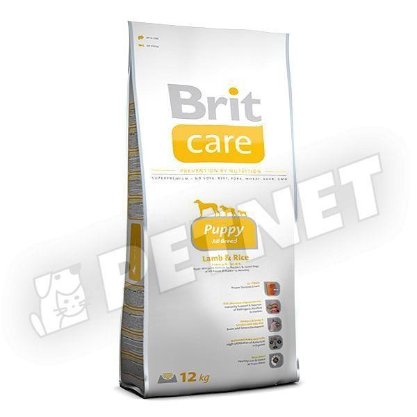 Brit Care Hypoallergen Puppy Lamb & Rice 3kg