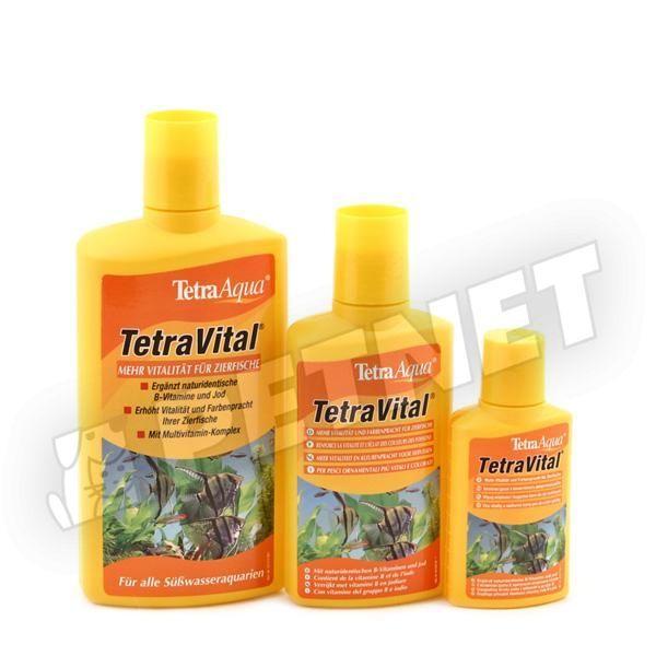 Tetra Vital Multivitamin 100ml