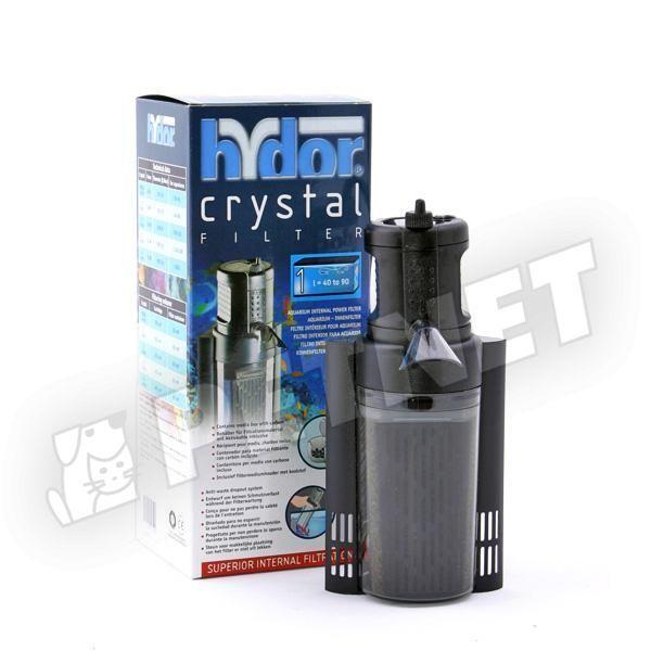 Hydor Crystal 1 Duo K20 akváriumszűrő 40-90L