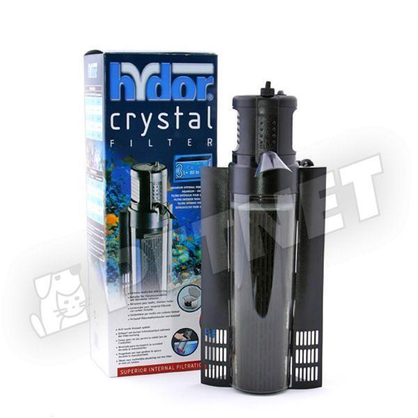Hydor Crystal 3 Duo R10 akváriumszűrő 120-200L