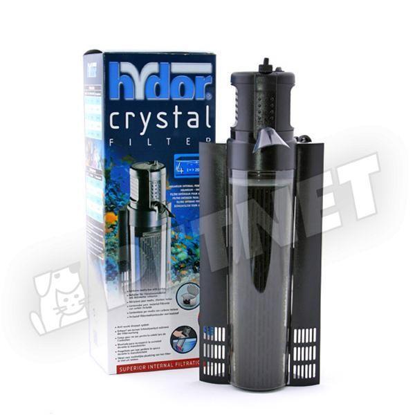 Hydor Crystal 4 Duo R20 akváriumszűrő 200L