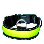Trixie SaferLife világító villogó nyakörv 55-70cm/25mm