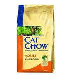 Cat Chow Adult Csirkehússal és Pulykahússal 1,5kg