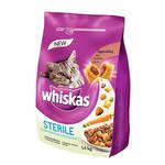 Whiskas Sterile ivartalanitott macskáknak 950g