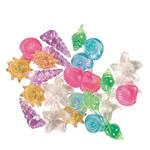 Trixie Crystal Shell színes dekor kagyló szett 24db
