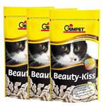GimCat Beauty Kiss szőrkondícionáló 3x50g