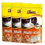 GimCat Multi Kiss vitamin tabletta 3x50g