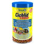 Tetra Cichlid Colour színező díszhaltáp 500ml