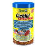 Tetra Cichlid Colour Mini színező díszhaltáp 500ml