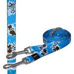 ROGZ Pupz Kék S multifunkciós póráz 180cm