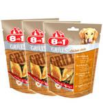 8in1 Grills Chicken Style Grillezett csirke 3x80g