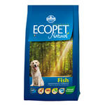 EcoPet Adult Medium Fish 2,5kg