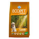 EcoPet Natural Adult Medium Lamb 14kg