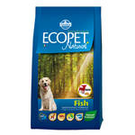 EcoPet Natural Adult Mini Fish 14kg