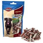 Trixie Premio Stripes csirkés lazacos falatkák 75g