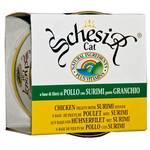 Schesir Cat Csirkefilé Surimi Algazselében 85g