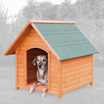 Trixie Natura sátortetős kutyaház 77x82x88cm