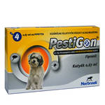 PestiGon Spot On Kutya S 2-10kg 1x0,67ml