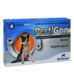 PestiGon Spot On Kutya M 10-20kg 4x1,34ml