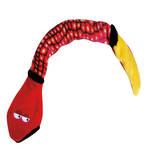 KONG Plush Snake Red Large Óriáskígyó 81cm