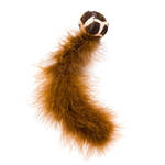 KONG Cat Active Wild Tails brown 25cm