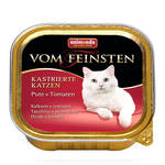 Animonda Vom Feinsten Castrated Pulyka Paradicsom 100g