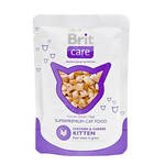 Brit Care Kitten Chicken Cheese Csirke Sajt 80g
