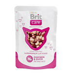 Brit Care Adult Chicken Duck Csirke Kacsa 80g