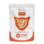 Brit Care Adult Chicken Cheese Csirke Sajt 80g
