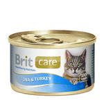 Brit Care Tuna Turkey 80g