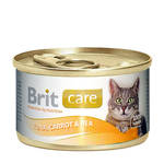 Brit Care Tuna Carrot Pea 80g