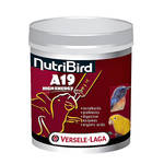 NutriBird A19 High Energy kézzelnevelő táp 800g