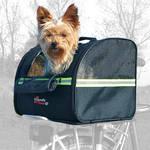 Trixie Biker Bag kutyakosár kerépárra 38x28x29cm