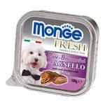 Monge Fresh Lamb Báránypástétom 100g