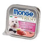 Monge Fresh Tuna Tonhalpástétom 100g
