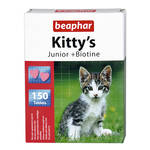 Beaphar Kitty's Junior Multivitamin Biotinnal 150db