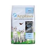Applaws Kitten Csirkehús zöldségfélékkel 400g