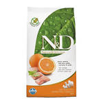 N&D Ocean Dog Adult Hering Narancs Medium/Maxi 2,5kg