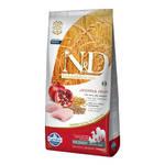 N&D Ancestral Grain Adult Csirke Gránátalma Medium/Maxi 2,5kg