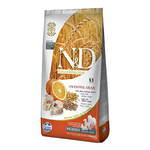 N&D Ocean Dog Adult Medium-Maxi Tőkehal Narancs Tönköly Zab 2,5kg