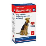 Dentizahn Rágószalag közepestestű kutyáknak 141g