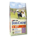 Dog Chow Mature Adult Lamb +5 2,5kg
