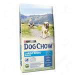 Dog Chow Puppy Large Breed Turkey 2,5kg